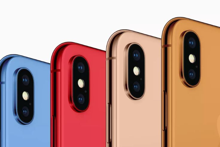 Apple reportedly launching new iPhones in blue, orange, and gold colors