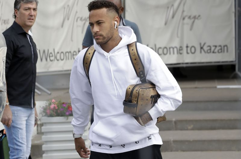 Neymar, Brazil head home early _ again _ with many questions
