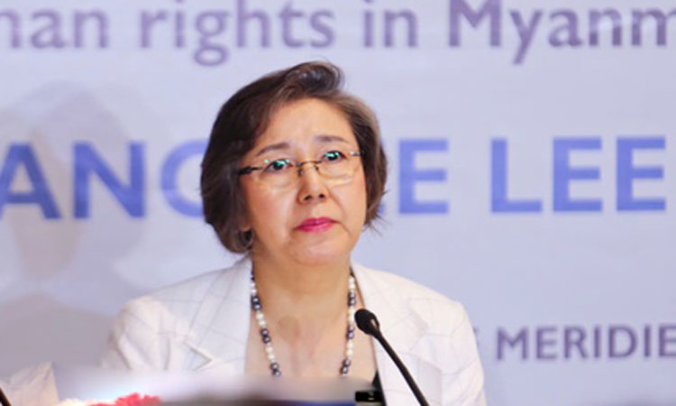 'Rohingyas still being persecuted inside Myanmar'