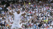 Nadal finally back in Wimbledon quarterfinals after 7yrs