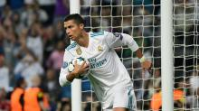 Ronaldo talks with Juventus coach Allegri, report says