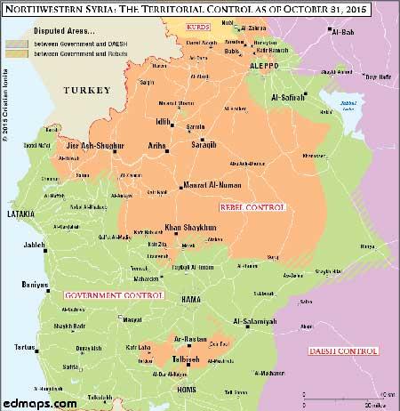 27 regime fighters killed in northwest Syria rebel attack