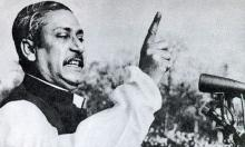 Dhaka, Delhi discuss progress on film on Bangabandhu