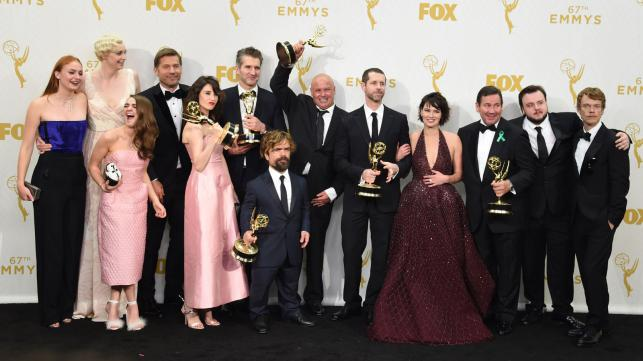 'Game of Thrones' storms back into Emmys race