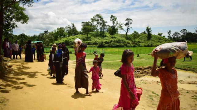 Dhaka seeks more global pressure for Rohingya's return