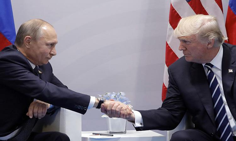 Trump,Putin to hold summit