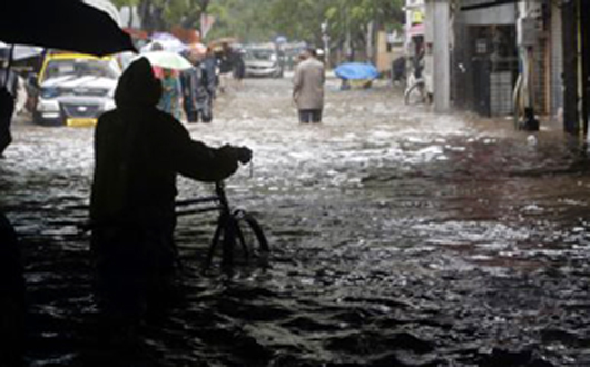 11 killed in heavy rains in southern India
