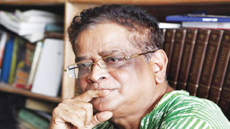 6th death anniversary of Humayun Ahmed today
