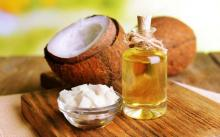 Wonder benefits of coconut oil