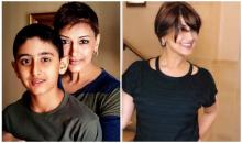 Sonali, battling cancer, calls son her strength