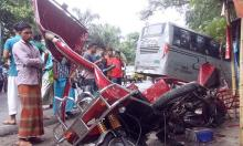 3 killed in Rangpur road crash