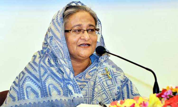 "BNP starts ""blame game"" after being rejected in city polls: PM"