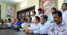 BNP must pay for negative politics: Quader