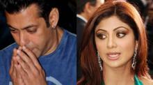 Shilpa Shetty happy with Salman Khan's success