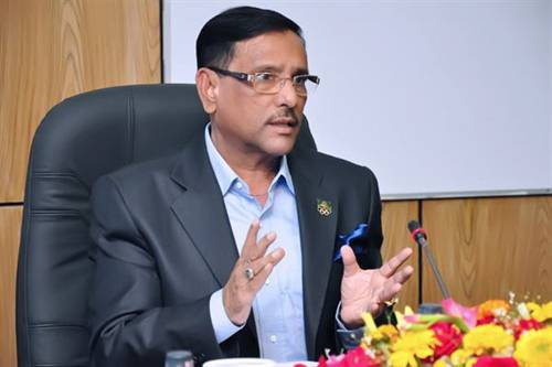 BNP out to create an issue for movement: Quader