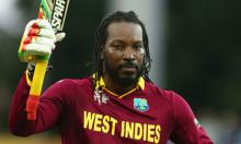 Gayle left out for Bangladesh T20ls