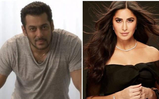 Salman welcomes Katrina to 'Bharat'