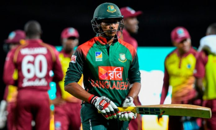 West Indies beat Bangladesh by 7 wickets