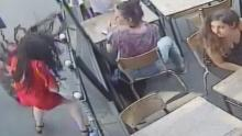 Woman slapped by harasser in France; Video goes viral