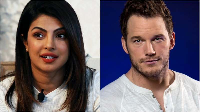 Priyanka to star opposite Chris Pratt