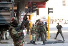 3 killed in Zimbabwe post election clash