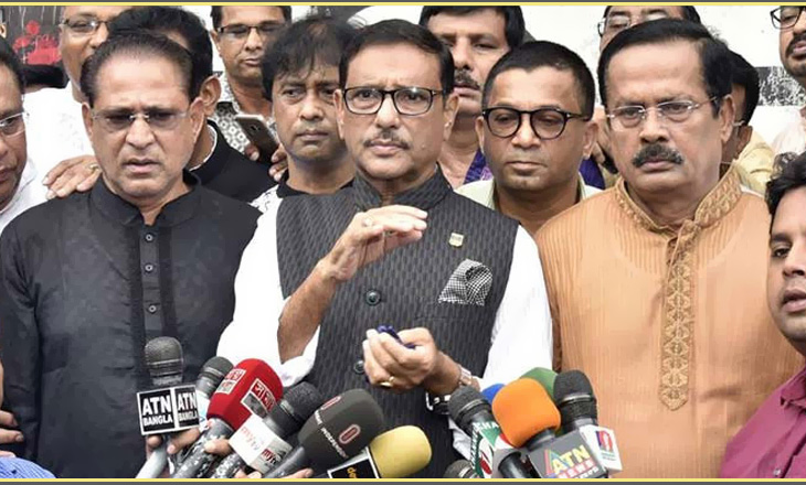 BNP wants to capture power capitalizing on student movement: Quader
