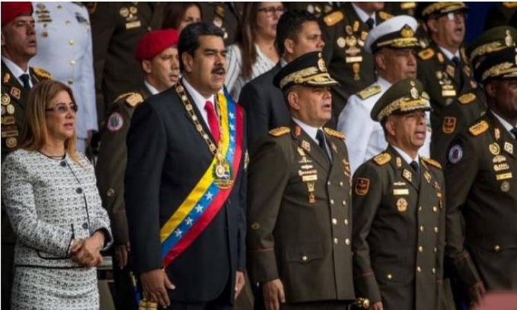 Venezuela's Maduro escapes drone-bomb 'attack'