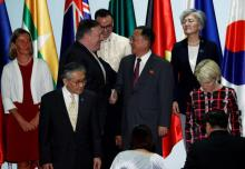 N Korea, US spar over nuclear deal in Singapore