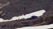 20 feared dead in Switzerland plane crash