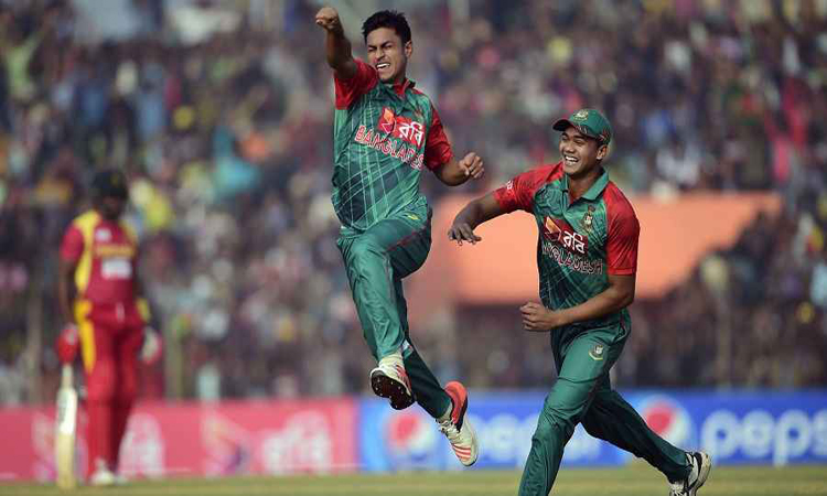 Bangladesh level T20 series with 12-run win over Windies