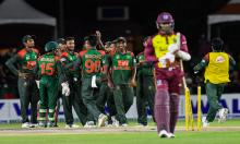 Bangladesh clinch T20 series over West Indies 2-1