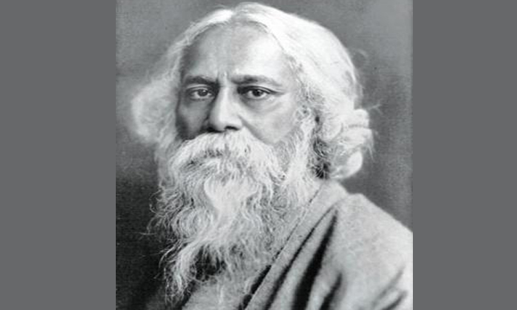 Tagore's 77th death anniversary today