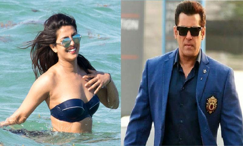 Salman responds to Priyanka's exit from 'Bharat'