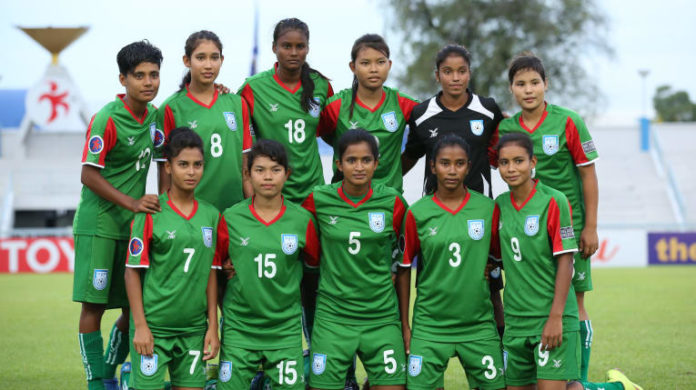Bangladesh to face Pakistan in U-15 SAFF opener Thursday