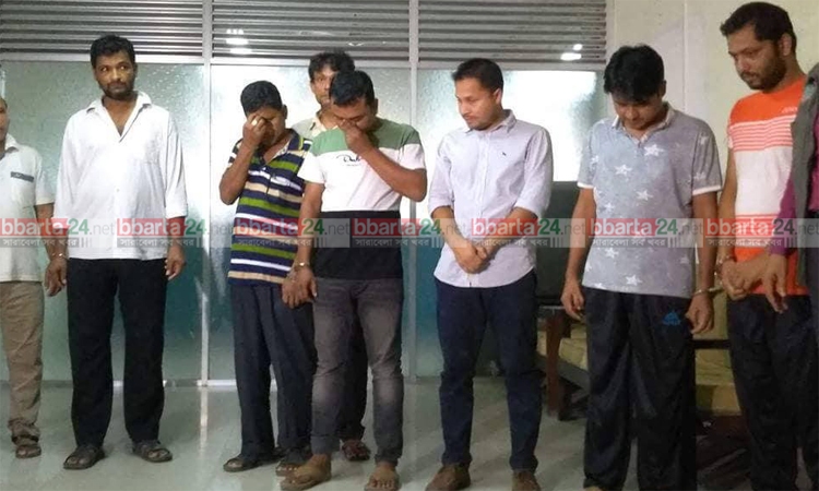 Nine held for leaking question papers of recruitment tests