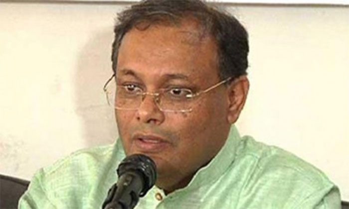 BNP-Jamaat plotting against govt: Hasan