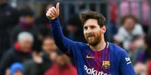 Messi assumes Barcelona captaincy