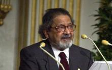 Nobel laureate writer VS Naipaul dies