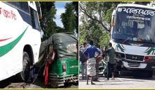 3 killed in Kishoreganj road accident