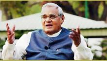 Former Indian PM Vajpayee dies