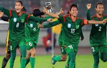 Bangladesh in SAFF U-15 Women's Championship final