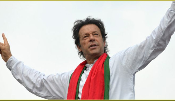Imran Khan elected Pakistan PM