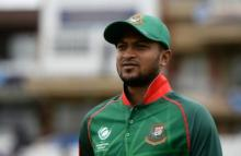 BCB still hopeful of Shakib playing in Asia Cup