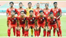 Bangladesh beat Qatar 1-0 goal in Asian Games