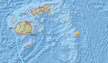 Magnitude 8.2 quake strikes in the Pacific