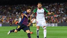Messi support gets Barcelona off to winning start