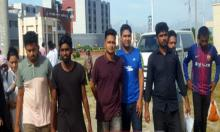 22 students freed from jail