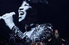 Madonna defends Aretha 'tribute'