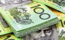Asian markets struggle after trade talks, Aussie dollar weakens