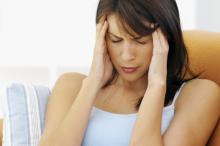 Migraine 3 times more common in women